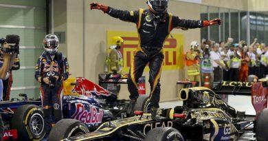F1 | Abu Dhabi 2012: Raikkonen e la solitudine del vincitore
