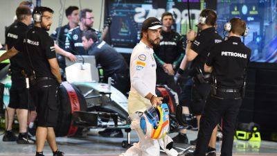 Hamilton apre ad Alonso: