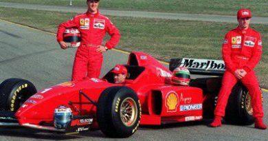 Ferrari: rosso corsa o corsa al rosso?