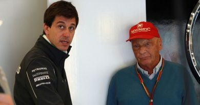 F1 | GP Ungheria: Wolff non gradisce il gesto di Hamilton, poi ci ripensa