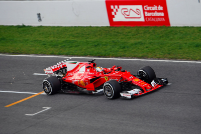 La Ferrari piace, Raikkonen: