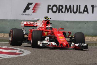 Ferrari super in Russia. 1° Vettel, poi Raikkonen