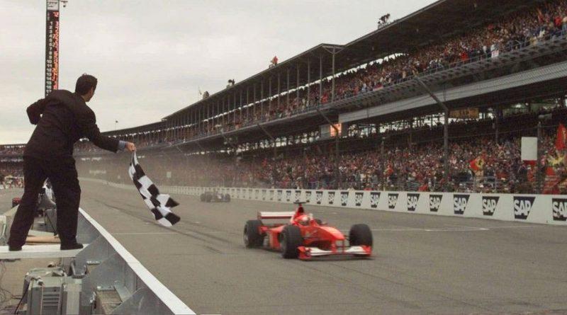 F1   Il Circus alla scoperta di Indianapolis