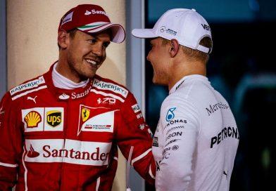 F1 | Test Pirelli: seconda giornata con Vettel e Bottas