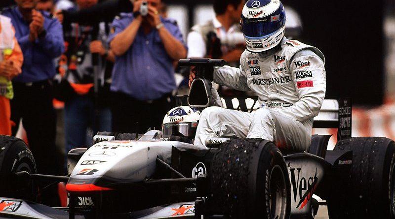 """F1   Hakkinen su Vettel: """"Si può sbagliare quando si è al limite!"""""""