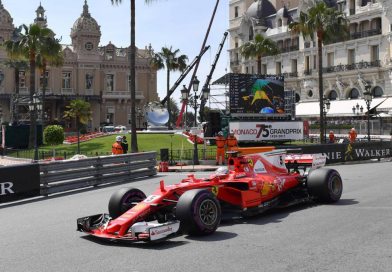 F1 | Ferrari da paura tra le stradine di Montecarlo