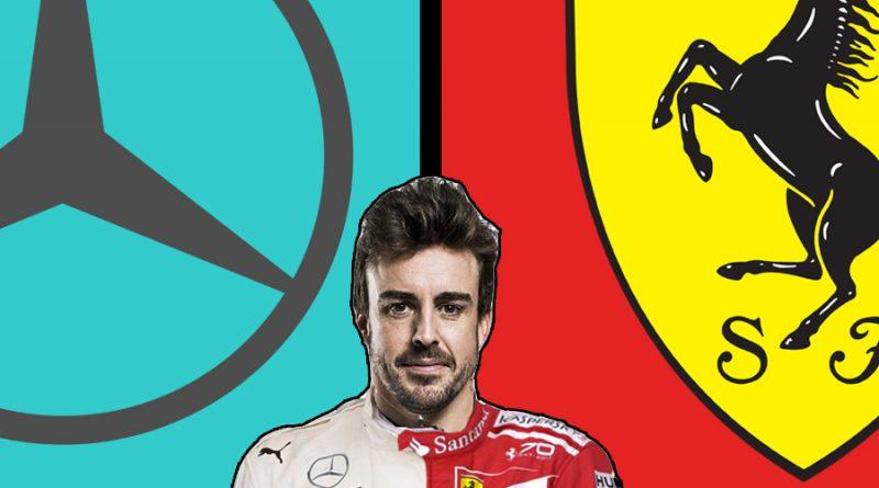 F1 | Alonso, un futuro tra Mercedes e Ferrari?