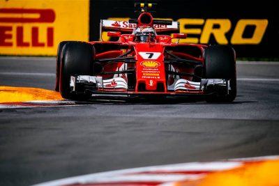 F1 , Gp Canada: Vettel - Raikkonen davanti a tutti nelle terze libere