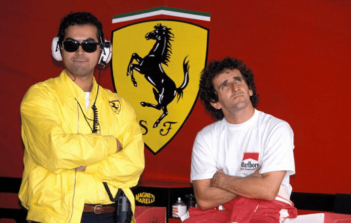 F1 | Ferrari 641/2 quando cominciò a volare sotto gli occhi di Mazzola e Prost