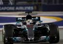 Singapore: Hamilton, trionfo totale grazie al disastro Ferrari