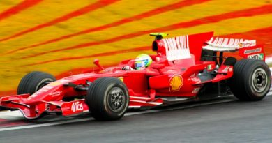 Beastly Days – Brasile 2008 : Omaggio a Felipe Massa