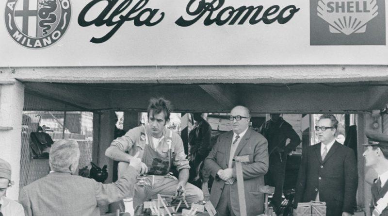 Autodelta, l'anima da competizione dell'Alfa Romeo