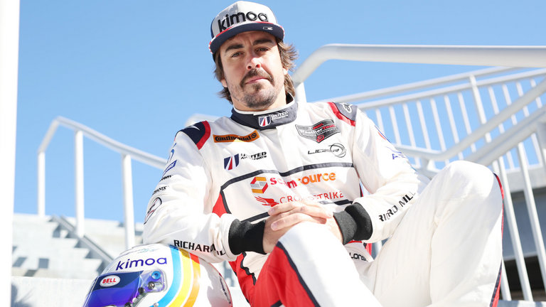 Alonso, una stagione 2018 per provare a entrare nella leggenda
