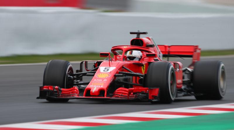 F1 | Ferrari: filming day il 17 febbraio