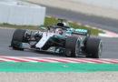 Mercedes: nascosti nei test ma in Australia da favoriti