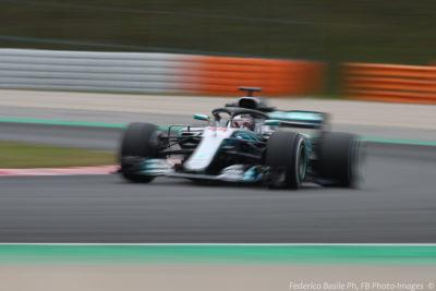 F1: Raikkonen chiude test al comando