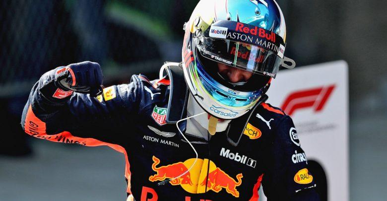 F1 | Daniel Ricciardo e la nobile arte del sorpasso