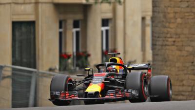 F1, GP Canada 2018. Ricciardo: