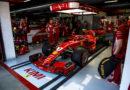 Flap sull'halo Ferrari irregolare, ok per lo specchietto