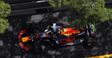 A Monaco vince Ricciardo, Vettel secondo