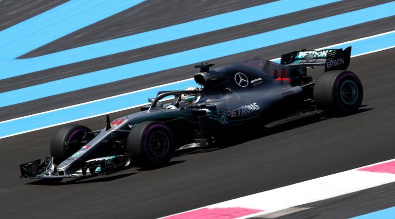 Francia: Ferrari devastante sul passo gara