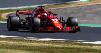 La Ferrari sfrutta meglio l'assetto rake