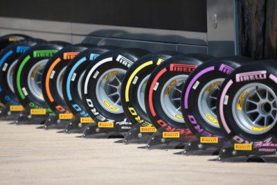 F1, Pirelli ufficializza mescole per i primi quattro Gp
