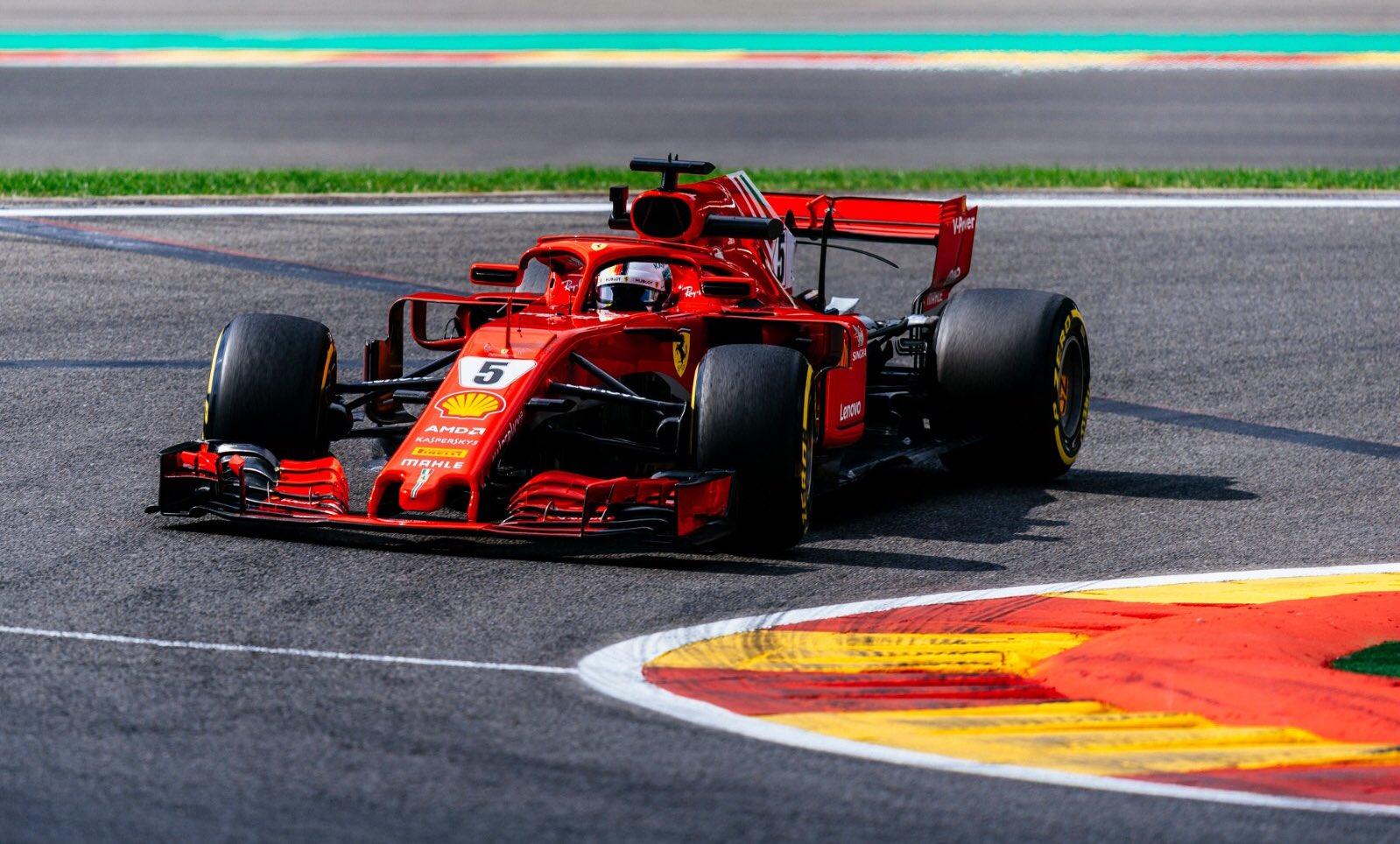 Volano le Ferrari F1 nelle Prove libere 2 a Monza