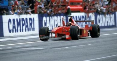 Monza a marchio Ferrari: Schumacher, Vettel e la cabala del numero 8