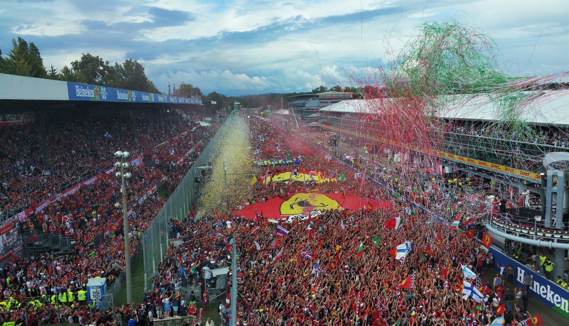 F1 Il Fenomeno Del Tifo Ferrari