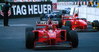 F1 | GP Giappone 1997: tra giochi di squadra Ferrari e penalizzazioni