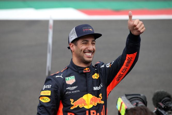 F1 | Ricciardo: ad Abu Dhabi il GP d'addio alla Red Bull