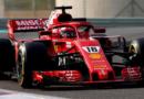 F1 | Test Abu Dhabi: Leclerc top nell'ultimo giorno del 2018