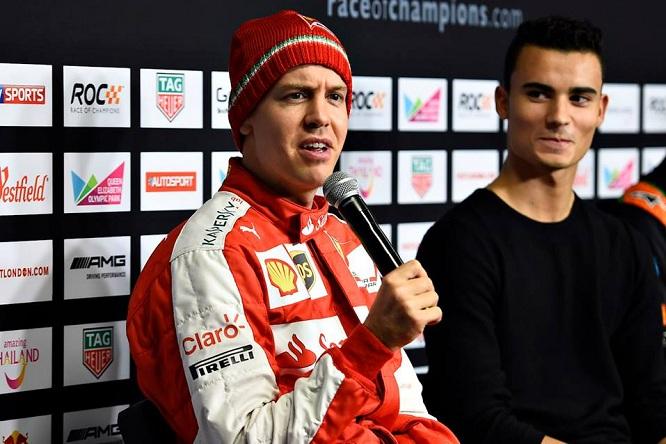 F1 | Ipotesi Wehrlein-Ferrari, Vettel approva