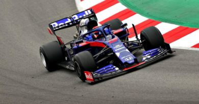 F1 | Test Barcellona Day 3: Lampo di Kvyat, Mercedes instancabile