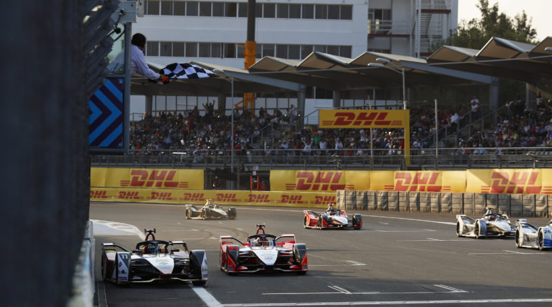 FE | Lucas di Grassi Vince in Messico al foto finish