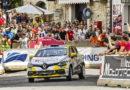 """Le Renault Clio al """"42° Rally Il Ciocco e Valle del Serchio"""""""