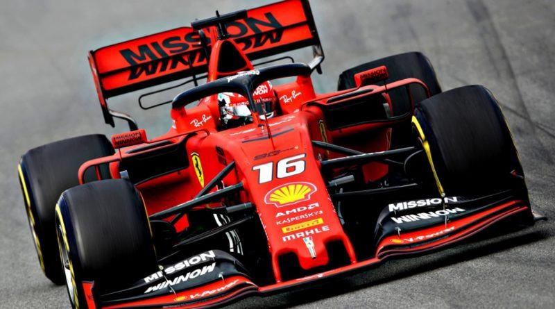 Ferrari presentará una nueva unidad de potencia en el Gran Premio de España