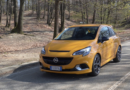 Opel Corsa GSi, la sportiva compatta