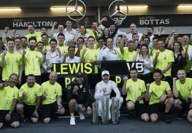F1   Il dominio Mercedes fa preoccupare Liberty Media