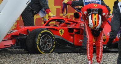 F1 | Vettel: il buio oltre la siepe
