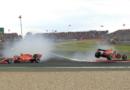 F1 | Silverstone: Leclerc esalta la folla, Vettel sbatte nella Red Bull
