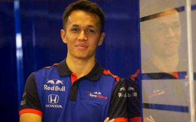Albon Toro Rosso