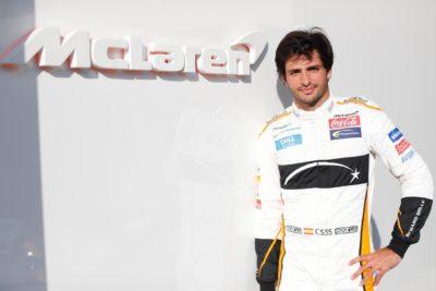 Carlos Sainz Jr. è alla prima stagione in McLaren.