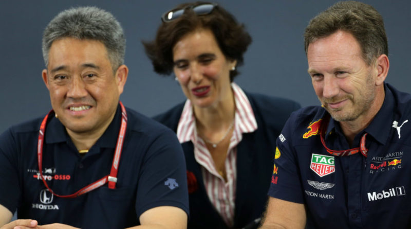 La crescita del motore Honda sarà fondamentale per l'assalto al secondo posto nel mondiale costruttori da parte di Red Bull