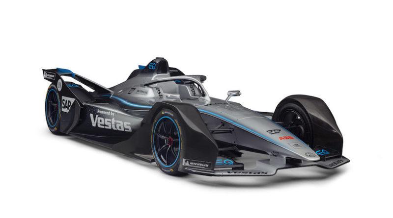 FE Mercedes 2019