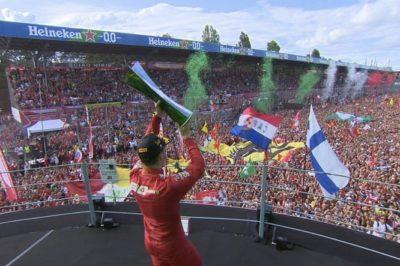 Formula 1, GP Italia. Vettel, Monza da dimenticare: la sua gara