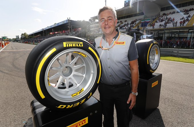 Mario Isola, Pirelli 18