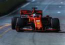 F1 | Singapore: doppietta Ferrari, Vettel vince dopo 400 giorni