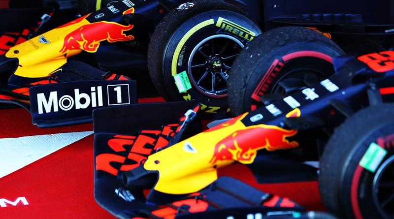 Red Bull, 2019